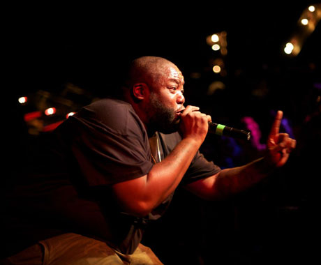 Killer Mike Pens Op-Ed About Rap Music's Treatment in Courts