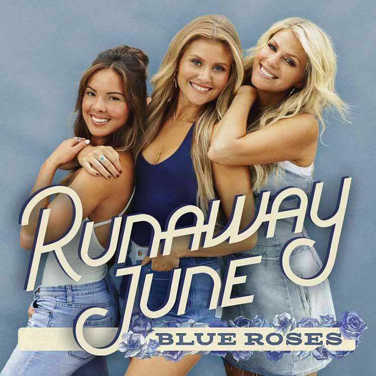 Runaway June Blue Roses