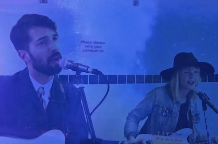 "Run Coyote ""Love Like a River"" (video)"