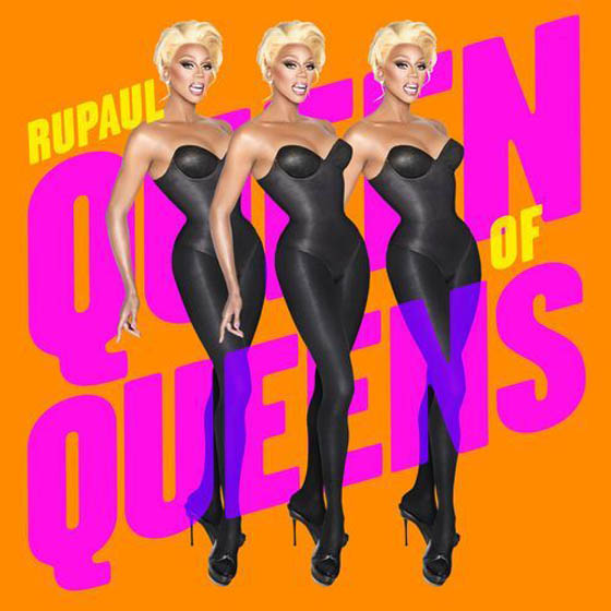 ​RuPaul Unleashes New Single 'Queens Everywhere' from 'Queens of Queens' Remix Album