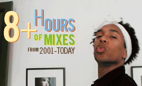 DJ /rupture 12 Free Mixes 2001-2012
