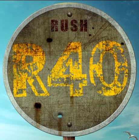Rush Detail Extensive 'R40' Anniversary Collectors Box Set