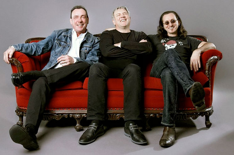 Alex Lifeson Says Rush Are Finished with Large-Scale Tours