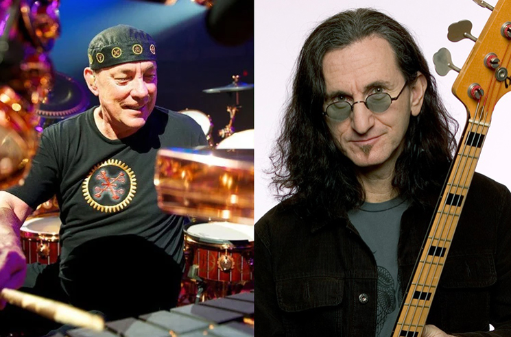 Geddy Lee Remembers Neil Peart: 'I've Never Met a Musician Like Him'