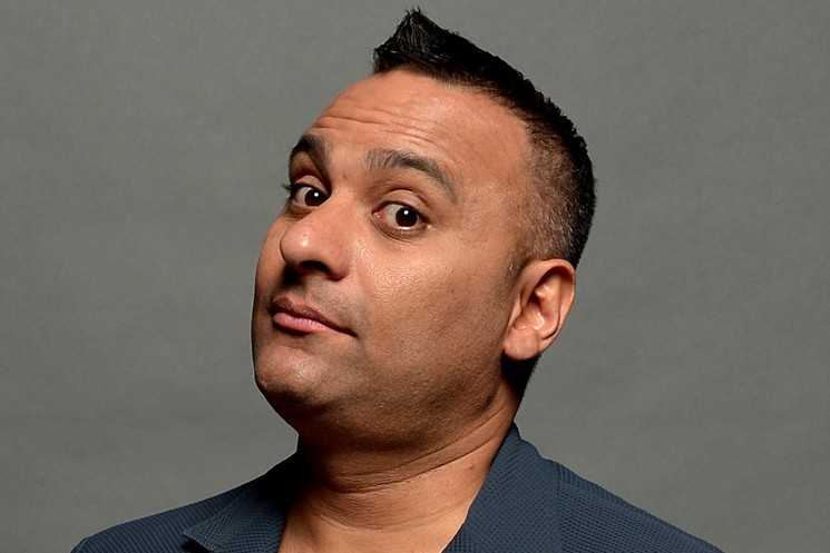 "Russell Peters Becomes Chief Creative Officer at Canadian ""Magic Truffles"" Company"