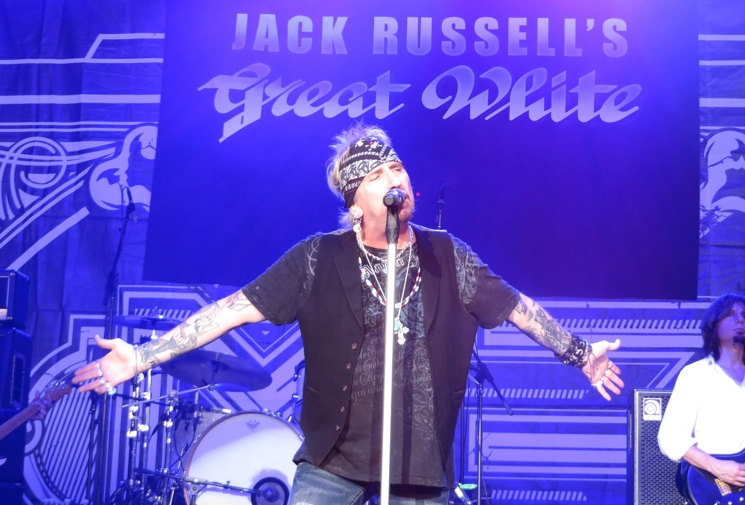 Great White's Jack Russell Plots Documentary About Tragic Nightclub Fire