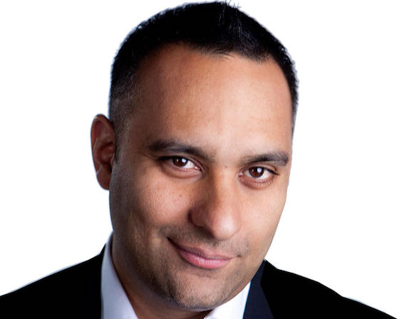 Russell Peters to Shoot Netflix Special at Toronto's Massey Hall