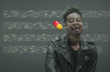 """Rustie """"Attak"""" (ft. Danny Brown) (video)"""
