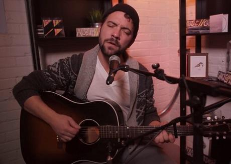 "Justin Rutledge ""Kapuskasing Coffee"" (JUNO TV Vault Sessions video)"
