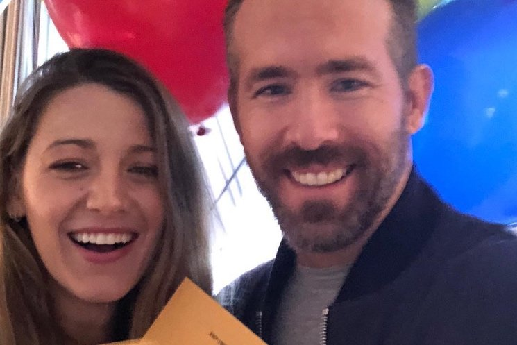 Ryan Reynolds and Blake Lively Donate $200,000 to Indigenous Women's Program in Nova Scotia