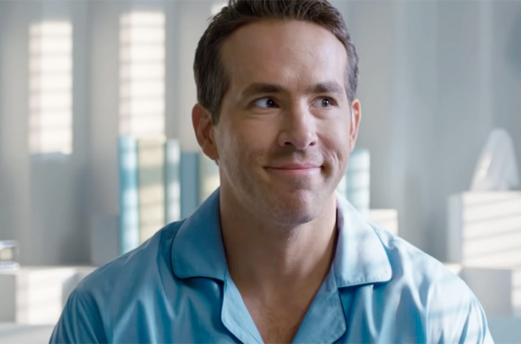 Ryan Reynolds Addresses BC's Hard-Partying Young People for Not Taking COVID-19 Seriously