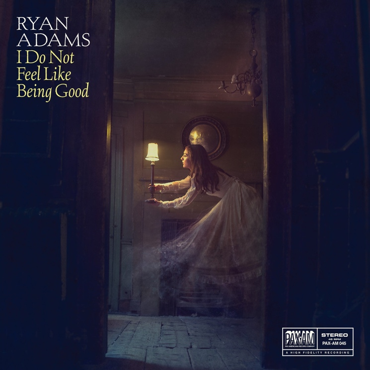 Ryan Adams Reveals 'I Do Not Feel Like Being Good' 7-Inch