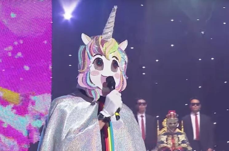 ​Ryan Reynolds Dressed Up as a Unicorn and Sang on South Korean TV