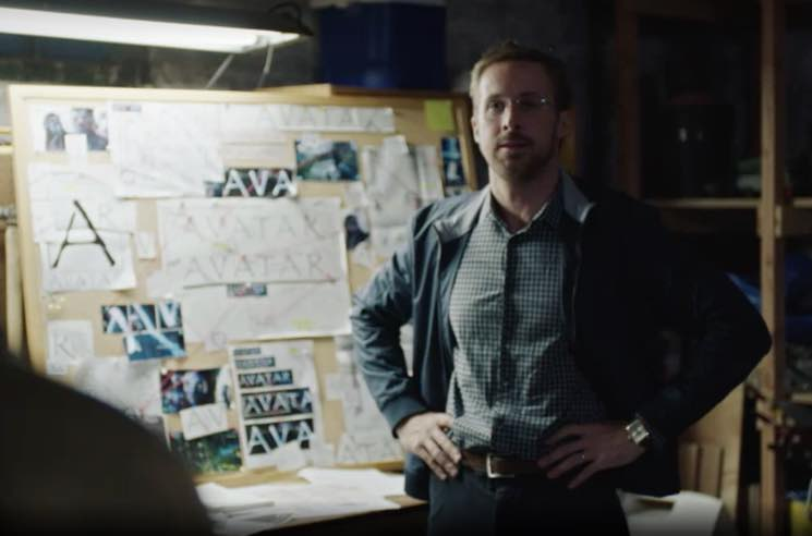 Papyrus Font Creator Reacts to Ryan Gosling's 'Saturday Night Live' Sketch