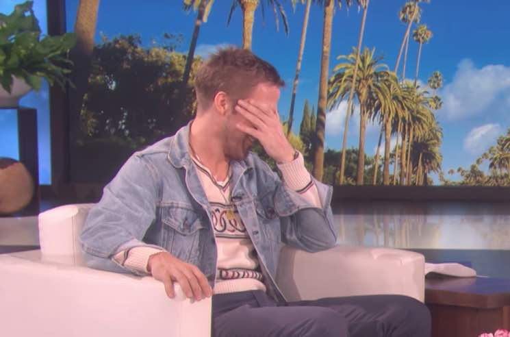 ​Harrison Ford Totally Thinks Ryan Gosling's Name Is Bryan