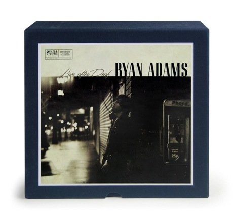 Ryan Adams Announces 'Live After Deaf' Box Set