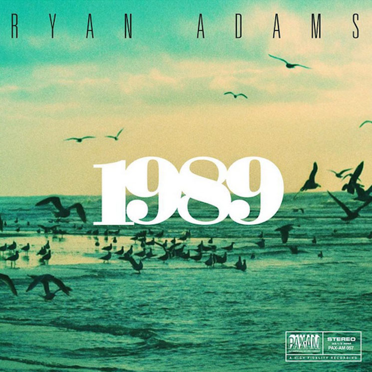 Ryan Adams' '1989' Gets Physical Release