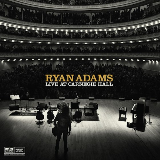 Ryan Adams to Release 'Live at Carnegie Hall' Box Set