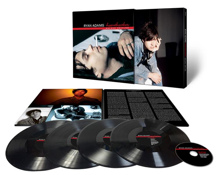 Ryan Adams Treats 'Heartbreaker' to Deluxe Box Set