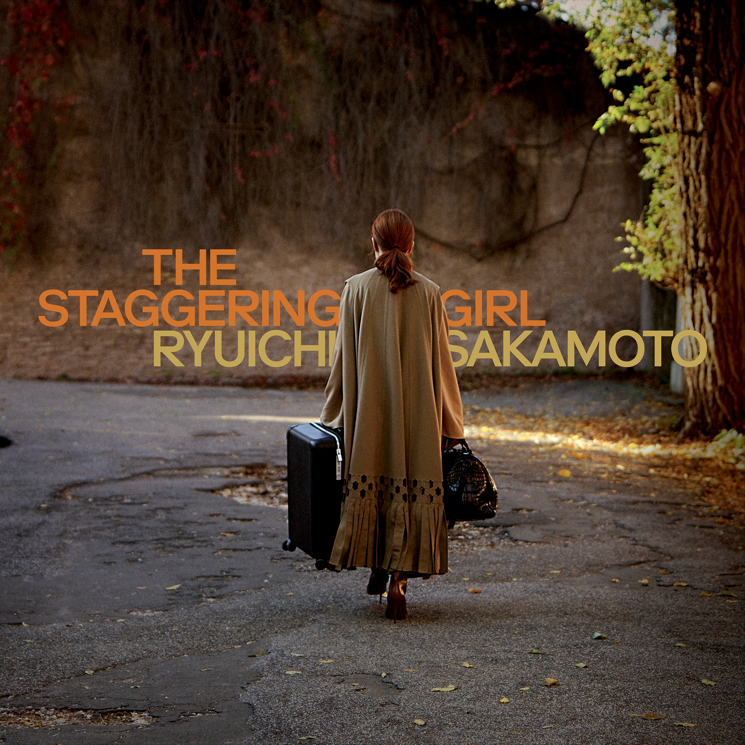 Ryuichi Sakamoto Scores Luca Guadagnino's New Short Film 'The Staggering Girl'
