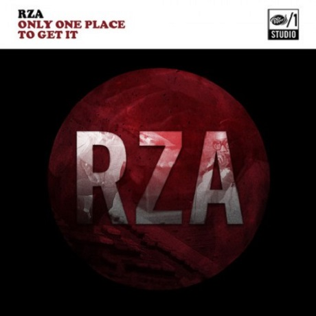 RZA 'Only One Place to Get It' EP