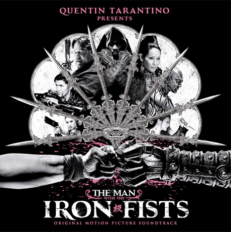 RZA 'The Man with the Iron Fists Original Motion Picture Soundtrack' (album stream)