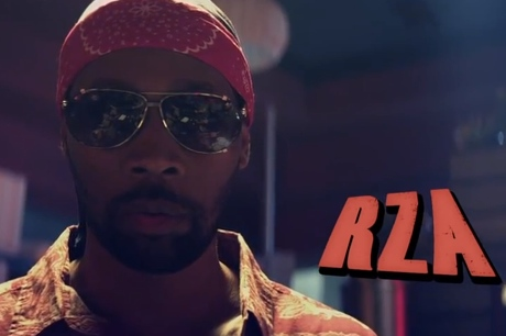 RZA & the Black Keys 'The Baddest Man Alive' (video)