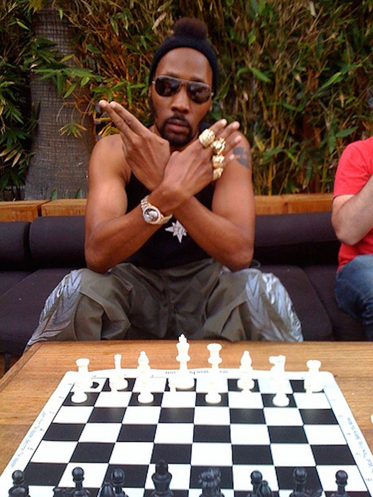 RZA Donates to Chess Program for At-Risk Youth in Missouri