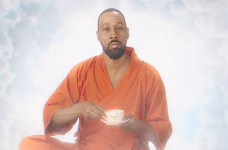 RZA Has Made a Self-Help Ambient EP for a Tea Company