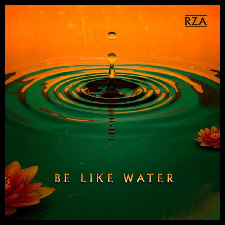 RZA Pays Tribute to Bruce Lee with New Song 'Be Like Water'