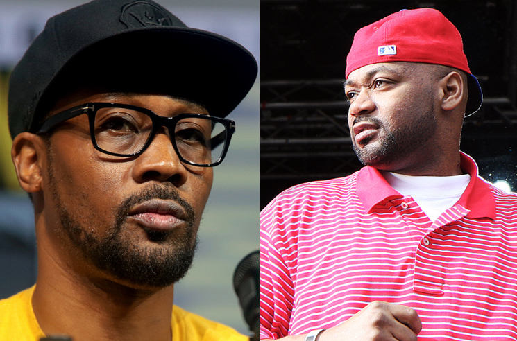 RZA and Ghostface Killah Team Up for Thriller 'Angel of Dust'