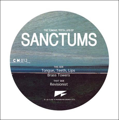 Sanctums 'Tongue, Teeth, Lips' (EP stream)