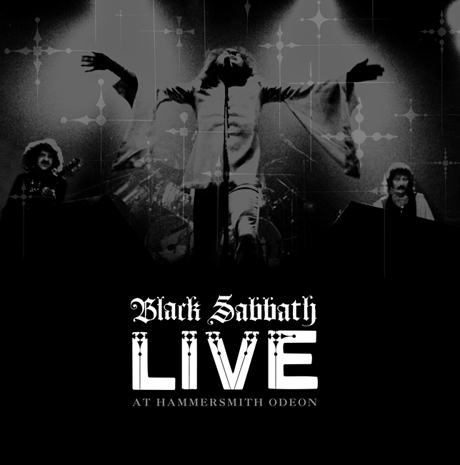 Black Sabbath to Release Triple-LP Live Album on 1/11/11