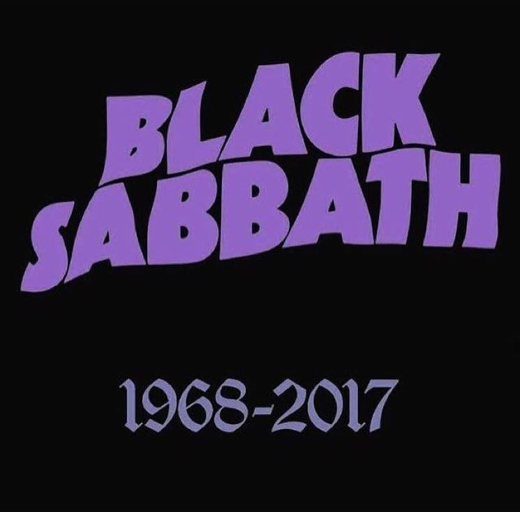 ​Black Sabbath Are Officially Done