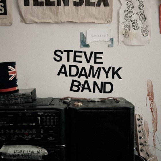 Steve Adamyk Band 'Graceland' (album stream)