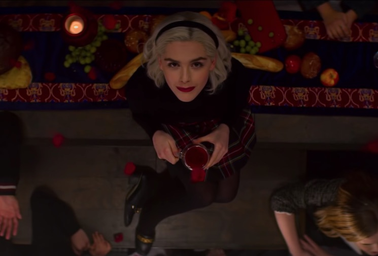 Netflix Cancels 'Chilling Adventures of Sabrina'