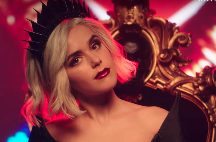 ​'Chilling Adventures of Sabrina' Teases Season 3 with Totally Cheesy 'Straight to Hell' Music Video