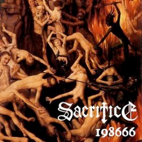 Sacrifice Reveal '198666 Demo' Anthology