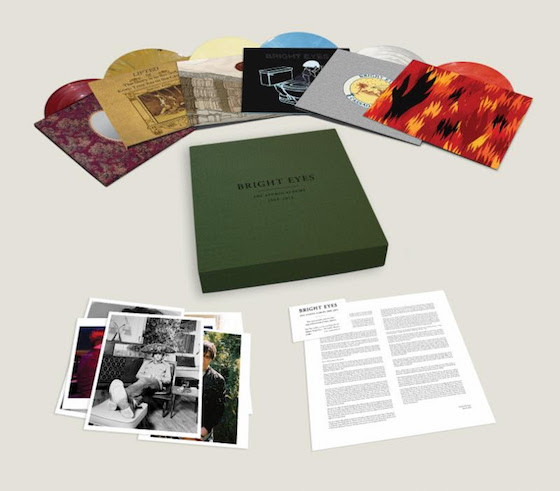 Bright Eyes Collect Studio Albums in Massive Box Set