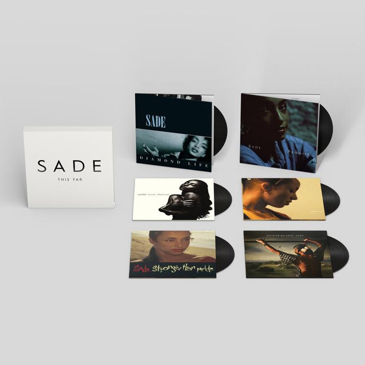 Sade Announce Career-Spanning Vinyl Box Set