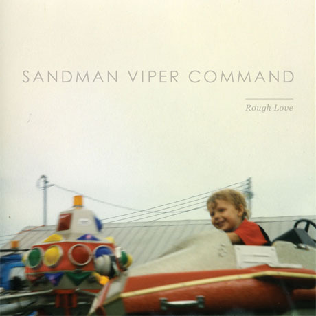 Sandman Viper Command 'Rough Love' seven-inch
