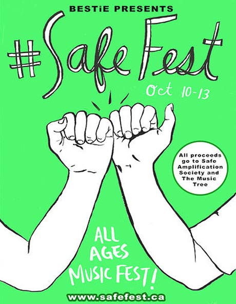 BESTiE Bring All-Ages #Safe Fest to Vancouver
