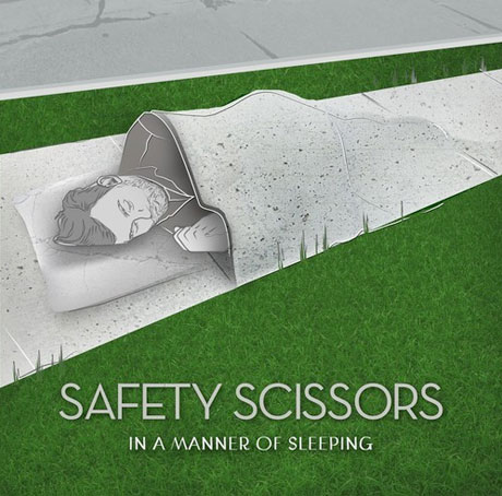 Safety Scissors Returns with First New Album in Eight Years