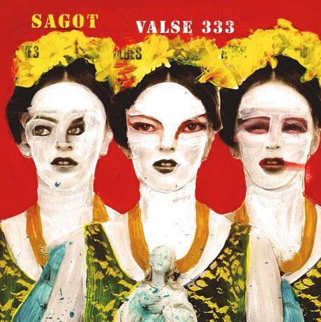 Julien Sagot 'Valse 333' (album stream)