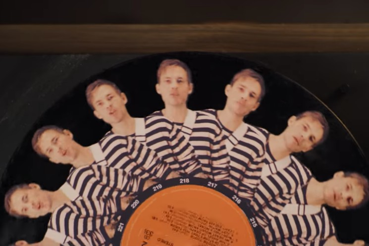 Said the Whale Create 'Record Shop' Video by Animating 129 Spinning Vinyl LPs