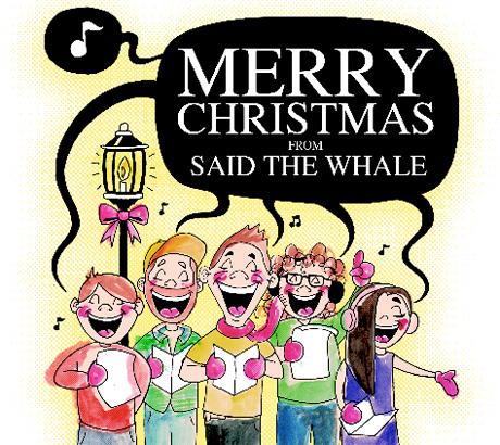 Said the Whale <i>West Coast Christmas EP 2010</i>
