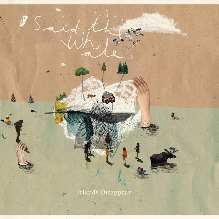 Said the Whale Treat 'Islands Disappear' to Anniversary Reissue