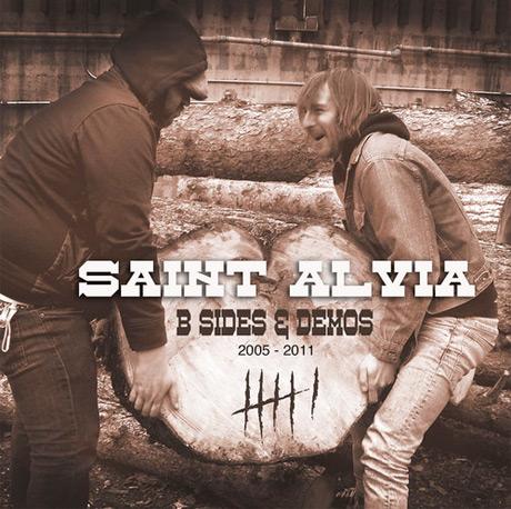 Saint Alvia 'B-Sides and Demos'