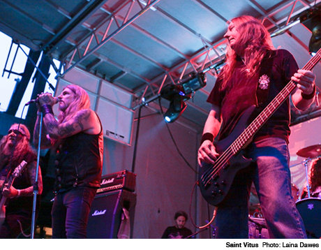 Saint Vitus Outdoor Stage 2, Baltimore MD May 27
