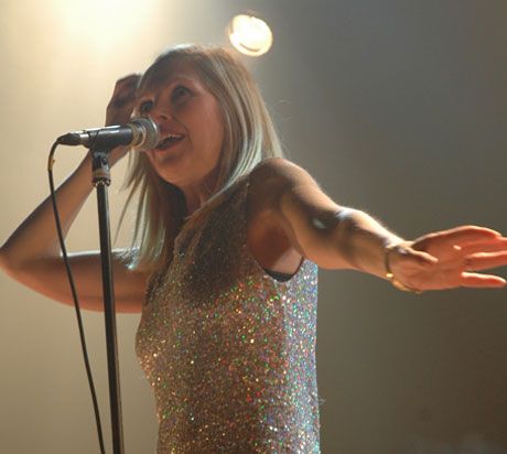 Saint Etienne Opera House, Toronto, ON, October 24
